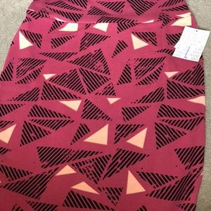 Dresses & Skirts - Lularoe Pencil Skirt